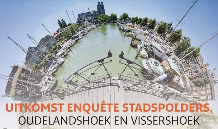 Beter voor Dordt: Uitkomst enquête Stadspolders, Oudelandshoek en Vissershoek